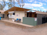 ON SITE CARAVAN & ANNEXE IN MULWALA